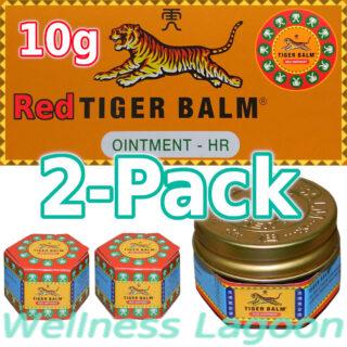 2x Tiger Balm Red 10g