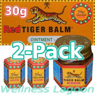 2x Tiger Balm Red 30g