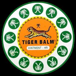 Tiger Balm White Logo
